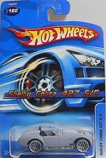 Hot Wheels 2005 K Mart Exclusive SHELBY CODRA 427 S/C #160 (Primer Gray)