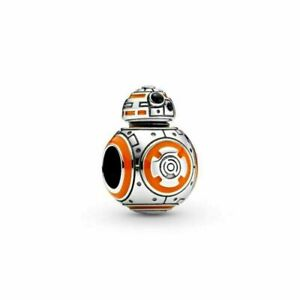New Genuine Pandora Star Wars Charm S925 ALE Sterling Silver & With Gift Bag