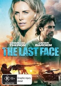 The Last Face DVD : NEW