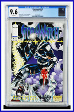 Stormwatch #5 CGC Graded 9.6 Image November 1993 White Pages Comic Book