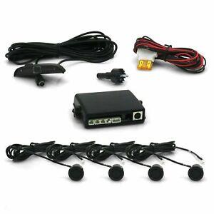 street rod EZ Back Up Sensor System with Display Street  AUTBS4D hot rod truck