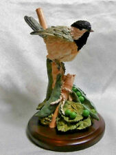 "COUNTRY ARTISTS ""COALTIT WITH PEAPOD"" 241073 MADE IN ENGLAND NEW & BOXED"