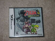 THE LEGEND OF ZELDA SPIRIT TRACKS...NINTENDO DS...***SEALED***BRAND NEW***!!!!!