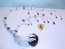 Ferrari 512 Engine Ignition Spark Plug Wires_Distributor Cap_365 BB_Boxer_OEM