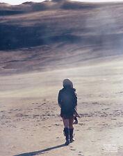 Xena Photo Club March 2002 8x10 photograph Mar 02 Gabrielle walks in desert