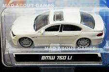 BMW 760 LI 1:64 Car (7,5 cm) Model Metal Diecast Models Cars Die Cast White