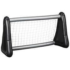 1.7m Inflatable Blow Up Goal Shooting Net Football Soccer Training Practise SR28