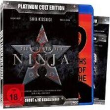 9 Leben der Ninja. Die - Uncut Platinum Cult Edition (DVD+blu-ray)