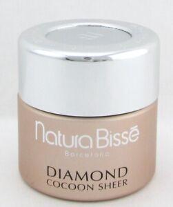 Natura Bisse Diamond Cocoon Sheer Cream SPF 30 1.7 oz./ 50 ml. New Tester/Unbox