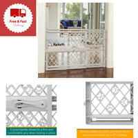 Portable Pet Gate Child Baby Safety Puppy Cat Door Expandable Barrier Fence New