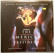THE AMERICAN PRESIDENT LaserDisc widescreen Michael Douglas Annette Benning