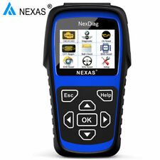 NEXAS NexDiag ND601 BMW & MINI Multi-System Diagnostic Scanner ABS SRS DPF Oil