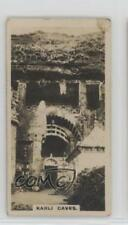 1925 Westminster Indian Empire Series 1 Tobacco Base #27 Karll Caves Card 0w6