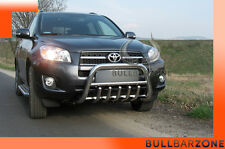 TOYOTA RAV4 III 2010-2013 TUBO PROTEZIONE MEDIUM BULL BAR INOX STAINLESS STEEL