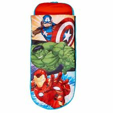 ReadyBed Marvel Avengers Junior Kids Airbed and Sleeping Bag in One