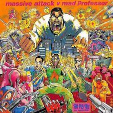 Massive Attack V Pazzo Professore - No Protection - DUB (1LP Vinile) 2016 Wild