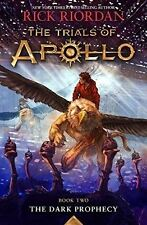 The Trials of Apollo Book Two The Dark Prophecy (New Hardcover) Rick Riordan