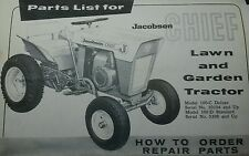 jacobsen manual lawnmower accessories parts for sale ebay rh ebay com
