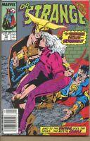 Doctor Strange Sorcerer Supreme 1988 series # 13 UPC code very fine comic book