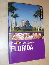 AA PUBLISHING POCKET TRAVEL GUIDE TO FLORIDA