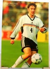 Ingo Hertzsch + Fußball Nationalspieler DFB + Fan Big Card Edition B88 +