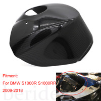 Carbon Fiber Gas Fuel Tank Cover Fairing ABS For BMW S1000R S1000RR 2009-2018 CY