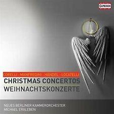 Neues Berliner Kammerorchester - Christmas Concertos [CD]