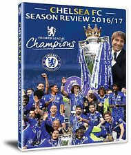 Chelsea FC Season Review 2016/17: New DVD - Champions