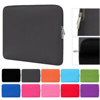 11-17inch Soft Laptop Bag Sleeve Case Cover For MacBook Air Pro Lenovo HP Dell