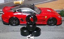 1/32 PAULGAGE SLOT CAR TIRES 2pr PGT-19125LM fit CARRERA Ferrari 599XX