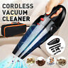 Cordless Handheld Home Car Vacuum Cleaner Rechargeable Portable Wet Dry Clear