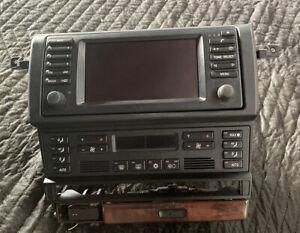 BMW 16:9 GPS Nav Navigation Widescreen LCD Screen Monitor E38 750il