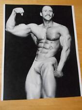Bodybuilder STEVE MICHALIK muscle contest photo