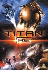 Titan A.E. New DVD R4 titan AE