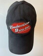 Budweiser 9roll-bar Hat