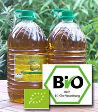 Kaltgepresst BIO Extra natives Olivenöl  5 Liter Spanien Erste Preise