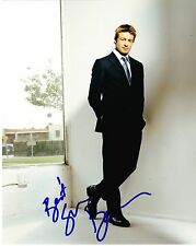 Simon Baker ++ Autogramm ++  The Mentalist ++ L.A. Confidential ++ The Guardian