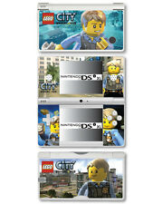 Lego City Undercover Peau Vinyle Autocollant Pour Nintendo DSi XL