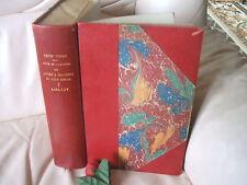 COHEN HENRI: GUIDE DE L' AMATEUR de  LIVRES A GRAVURES 1912 ( du  XVIII° siécle)