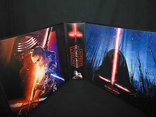 Custom Made Star Wars The Force Awakens 3 Inch Binder Graphics Only Option 3