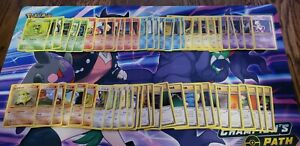 Pokémon XY Evolutions Complete Uncommon/Common/Non Holo Rare Set + Pack Art Set
