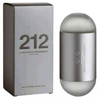 212 de CAROLINA HERRERA - Colonia / Perfume EDT 60 mL - CH NYC Mujer / Woman Her