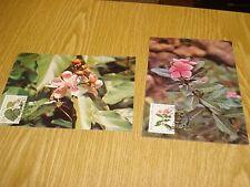 Blumen Gesundheit Tiere Australien 1990 Gestempelt 100% Kultur