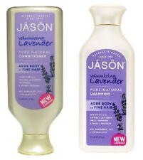 Jason Volumizing Lavender Shampoo & Conditioner