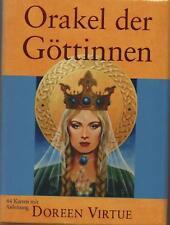 Virtue Doreen Orakel der Göttinnen