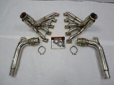 OBX Exhaust Header Manifold  For 2003 To 2006 Dodge Viper SRT-10 8.3L V10