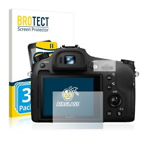 Tempered Glass Screen Protector for Sony Cyber-Shot DSC-RX10 III Film Protection