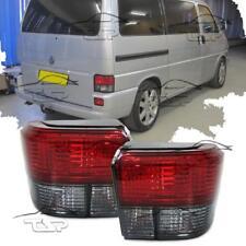 REAR TAIL LIGHTS CRISTAL RED-SMOKE FOR VW BUS T4 90-03 MULTIVAN TRANSPORTER