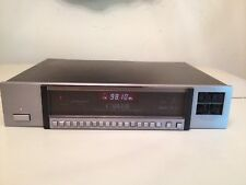 Carver TX-11 Quartz Synthesized Stereo Tuner