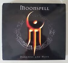 "MOONSPELL ""Darkness and hope"" cd digipack"